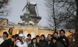foto lulusan Yayasan Progress 2008