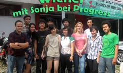 foto lulusan Yayasan Progress 2008 G